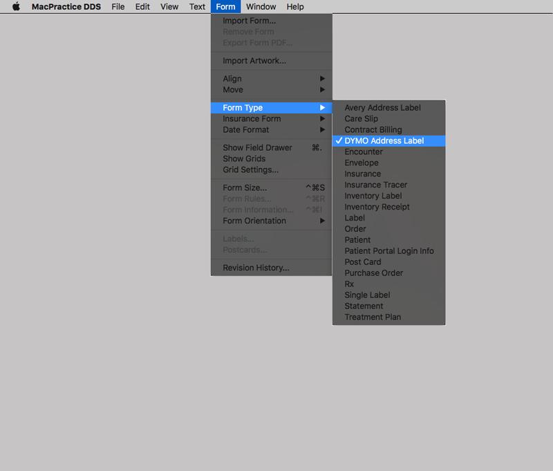 forms form builder macpractice helpdesk